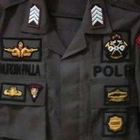 baju dinas polisi