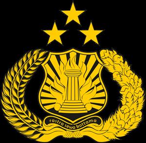 logo polisi perlengkapan dinas
