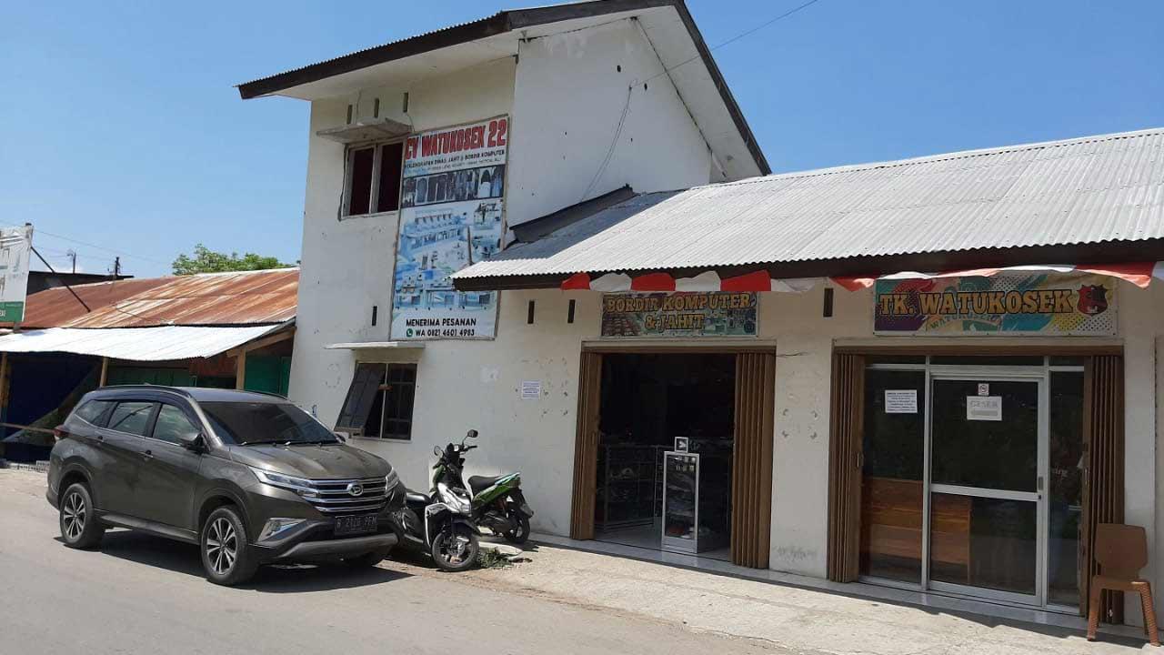 Jasa Bordir Jahit Seragam Dinas Dan Permak Kupang