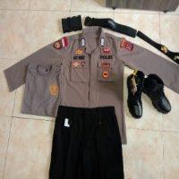 baju polisi wanita