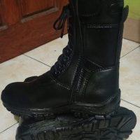 sepatu linmas kupang
